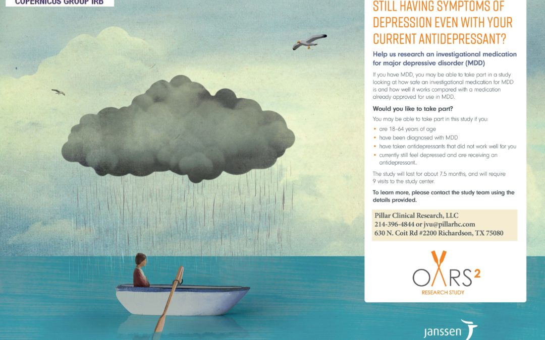 OARS 2 Major Depressive Disorder Study